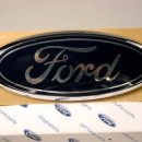 Emblema/Simbolo Frontal Ford Fiesta MK6