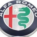 Emblema/Simbolo Traseiro Alfa Romeo 147