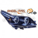 Farois Angel Eyes Pretos Citroen C4 Coupe