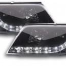 Farois LED luz diurna VW Passat 3BG Tipo Bj. 00-05 pretos
