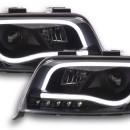 Farois Led pretos Audi A6 C5 4B