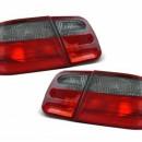 Farolins MERCEDES E class W210 Limousine (1995-03.2002) Red/Smoke