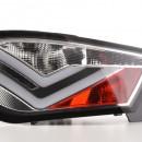 Farolins Seat Ibiza 6J 3 portas LED cromados