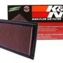 Filtro de Ar K&N Nissan Primera P11 1.8i, 2.0i, 2.0d