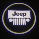 Laser Logo Projector Jeep