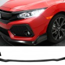 Lip frontal Honda Civic 17-19 FK7 FK8 Type-R