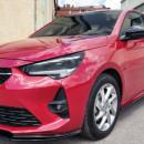 Lip frontal Opel Corsa F