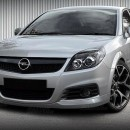 Lip frontal Opel Vectra C OPC LINE