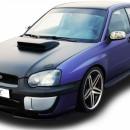 Lip frontal RDX Subaru Impreza MK3 GD WRX 2003-2005