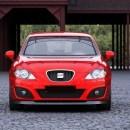 Lip frontal Seat Leon 1P Facelift 2009-2012