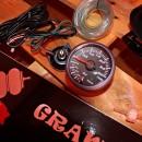 Manómetro de Pressão Turbo 3BAR