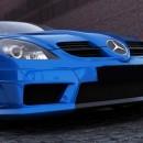 Para-choques frontal Mercedes SLK R171 (SLK R172 AMG LOOK)