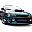 Para-choques frontal Subaru Impreza Mk1