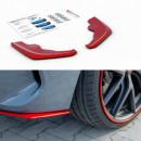 Splitters traseiros V.2 BMW Série 1 F40 M-PACK