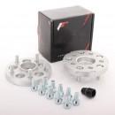 Adaptadores de furação Japan Racing 5x120 para 5x112 20mm