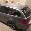 Aileron BMW E91 Touring