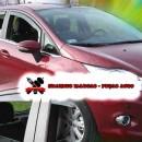 Chuventos Frente e Trás Ford Fiesta Mk7