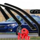 Chuventos frente e trás Subaru V 2017> Carrinha