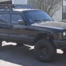 Chuventos Jeep Cherokee 1992-1997 4 portas