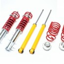 Coilovers Ta-technix Opel Corsa E