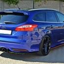 Difusor Ford Focus 3 ST Estate 2012 - 2014