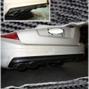 Difusor Mercedes C-Class S204 C63 Pre-Facelift AMG Avant  em carbono