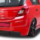Difusor Opel Corsa D Tuning