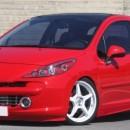 Embaladeiras Peugeot 207