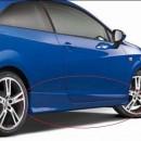 Embaladeiras Seat Ibiza 6J 3 portas Originais