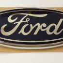 Emblema/Simbolo Traseiro Ford Fiesta MK6