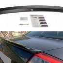Extensão de Aileron Maxton Audi A4 B6 Sedan S-Line