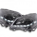 Farois LED Daylight fumados Vw Polo 9N3