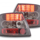 Farolins Audi A4 B5 Sedan LED pretos 95-00