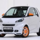 Kit Estético - Smart Fortwo Brabus 2007-2014