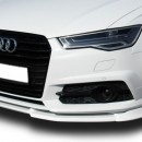 Lip frontal A6 4G C7 S-Line / S6 2014+