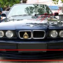 Lip frontal BMW E34