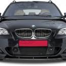 Lip frontal BMW E61