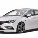 Lip frontal Opel Astra K