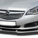 Lip frontal Opel Insignia 2013>
