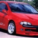 Lip frontal Opel Tigra A