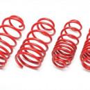 Molas de Rebaixamento Ta-Technix Seat Ibiza 6L VA Last: 830 - 890kg HA Last: 810kg 30/30mm