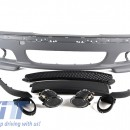 Pára-choques frontal BMW E46 Sedan / Touring (1998-2004) M-Technik