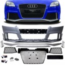Para-choques frontal completo Audi TT 8J RS 2006-2016