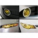 Película Amarela faróis A4 - 210mm x 297mm