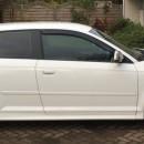 Aileron Audi A3 8P GT Look 3 portas