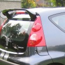 Aileron Peugeot 107