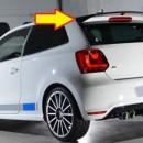 Aileron VW Polo 6R WRC