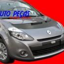 Car Bra (protecção de capô) Renault Clio 3