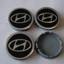 Centros de jantes Hyundai 60mm