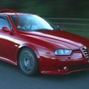 Chuventos Alfa Romeo 156